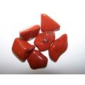 Jaspis raudonas